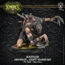 Privateer Press Hordes Rattler