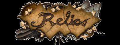 TG Tor Gaming Relics Logo