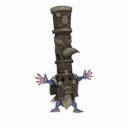 WM Totemhead Art