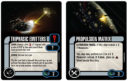 WizKids Star Trek Attack Wing Prototye 02 Card Pack 4