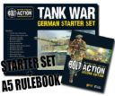 Bolt Action Neue Tank War Starter 03