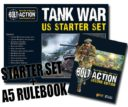 Bolt Action Neue Tank War Starter 05
