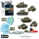 Bolt Action Neue Tank War Starter 06