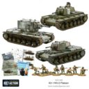 Bolt Action Neue Tank War Starter 12