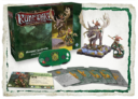 Fantasy Flight Games Runewars Maegan Cyndewin 2