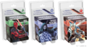 Fantasy Flight Games Star Wars Imperial Assault Imperial Assault Ally And Villain Packs For Maul, Ahsoka, And Emperor Palpatine 1