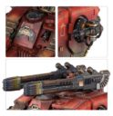 Forge World The Horus Heresy LEGION SICARAN OMEGA TANK DESTROYER 2