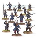 Games Workshop The Hobbit Lake Town Guard Warband 1