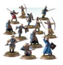 Games Workshop The Hobbit Lake Town Militia Warband 1