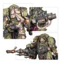 Games Workshop Warhammer 40.000 Blightlord Terminators 7