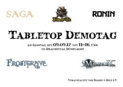 Games'n Dice Spieletag 1