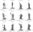 Immortal Figures Immortal Figures Gods Of Olympus Tabletop Gaming Miniatures 3