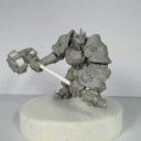 Klukva Reinhardt Miniature 2