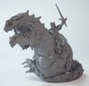 MG Kings Of War Revenant Undead Wyrm 2