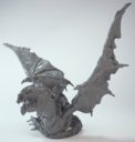 MG Kings Of War Revenant Undead Wyrm 3