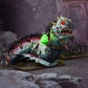 MG Kings Of War Revenant Undead Wyrm 5