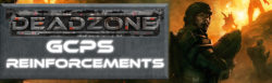MG Mantic Games GCPS Deadzone 1