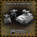 PW Puppets War TURRET MKIV CORES 3