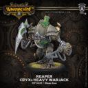 PiP Warmachine Cryx Reaper