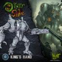 Wyrd Minitatures Malifaux King's Hand