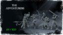 ZM Twisting Catacombs Minotaur Horde Kickstarter 1