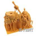 ZM Twisting Catacombs Minotaur Horde Kickstarter 13