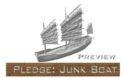 Eslo Junk Boat