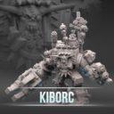 Artel W Miniatures Kiborc 01