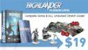 BBGS BB Games Studio Highlander The Duel Kickstarter 5