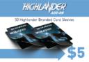 BBGS BB Games Studio Highlander The Duel Kickstarter 7