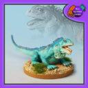 BSG Bad Squiddo Games Pirate Queen Iguana 2