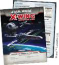 FFG Fantasy Flight Games Runewars Death Knights Legion Snowspeeder X Wing 11