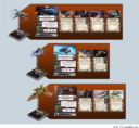 FFG Fantasy Flight Games Runewars Death Knights Legion Snowspeeder X Wing 26