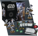 FFG Fantasy Flight Games Runewars Death Knights Legion Snowspeeder X Wing 47