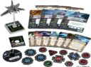FFG Fantasy Flight Games X Wing Alpha Class Star Wing 3
