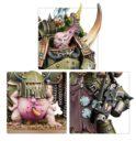 Games Workshop Warhammer 40.000 Plague Marine Champion 2