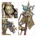 Games Workshop Warhammer 40.000 Plague Marine Icon Bearer 2