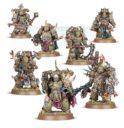 Games Workshop Warhammer 40.000 Plague Marines 1