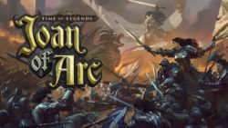 MG Mythic Time Of Legends Joan Of Arc Kickstarter 1