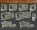 Modular Dungeon 11 Core Set Plus 1