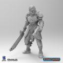 ND Ninja Division Starfinder Masterclass Miniatures Driftdead Knight Of Golarion Render 10