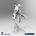 ND Ninja Division Starfinder Masterclass Miniatures Driftdead Knight Of Golarion Render 11