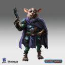 ND Ninja Division Starfinder Masterclass Miniatures Driftdead Knight Of Golarion Render 13