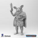 ND Ninja Division Starfinder Masterclass Miniatures Driftdead Knight Of Golarion Render 14