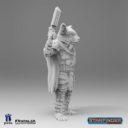 ND Ninja Division Starfinder Masterclass Miniatures Driftdead Knight Of Golarion Render 15