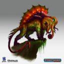 ND Ninja Division Starfinder Masterclass Miniatures Driftdead Knight Of Golarion Render 5
