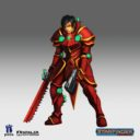 ND Ninja Division Starfinder Masterclass Miniatures Driftdead Knight Of Golarion Render 9