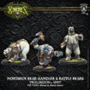PiP Northkin Bear Handlers & Battle Bears