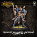 PiP Trencher Warcaster Lieutenant