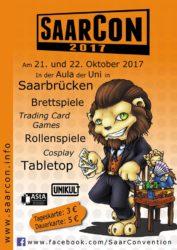 SC SaarCon Flyer